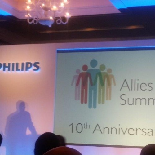 Philips Allies Summit Lisbon, Portugal