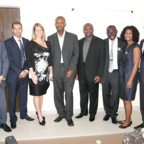 2012 Lagos Clinic Opening Ceremony